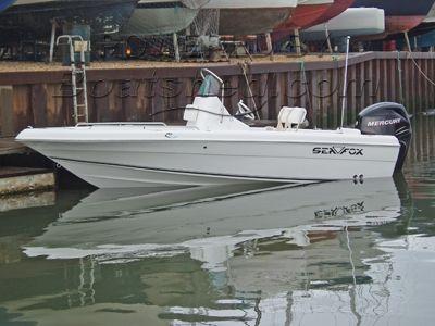 Seafox 187 Centre Console