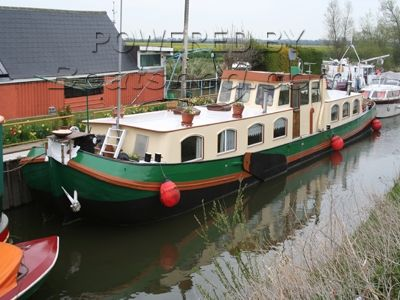 25m Dutch Barge/House Boat
