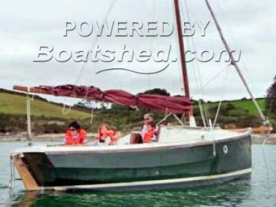 Cornish Shrimper 19 Mk 2, Outboard