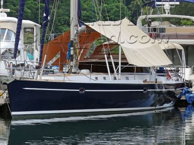 David Lyons 20 m Performance Cruising Yacht