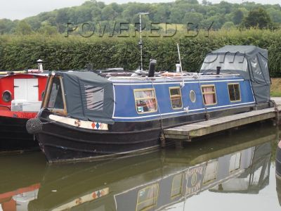 Narrowboat 42ft