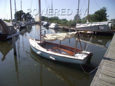 Tela Dayboat Half Decker