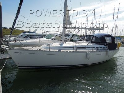 Dufour 36 Classic   - 2003 Model Commissioned 2008.