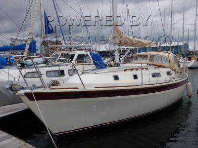 Westerly Konsort 29 Fin Keel