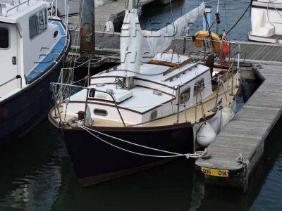 Falmouth Gypsy Mk2 Classic Sailing Yacht