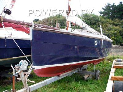 Cornish Shrimper 19 Mark 1 Outboard