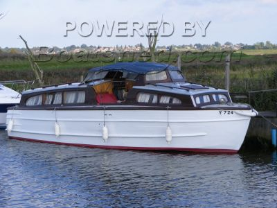 Broads Cruiser Type By Smith & Forster