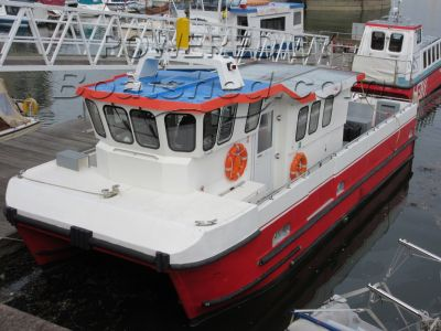 Passenger Vessel Ferry Multi Purpose CAT
