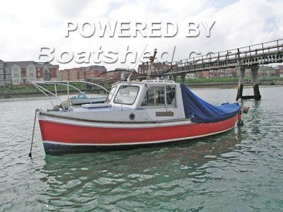 Converted lifeboat