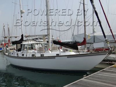 Bruce Roberts Offshore 44 Ketch