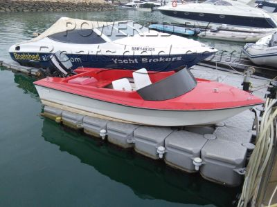 Obe 380 speed boat