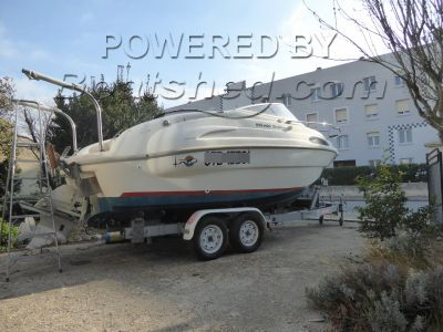 Rio 600 cruiser Sports cruiser cuddy cabin,(trailer also available 2500 Euros)