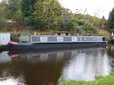 Tim Tyler Narrowboat 57'
