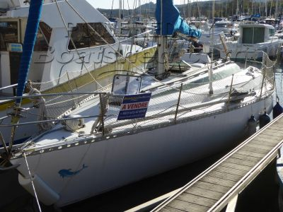 Conati 31 fin keel ,good accommodation