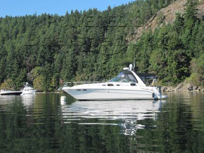 Sea Ray 340 Sundancer Equipped and Ready for the San Juans!