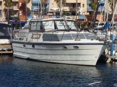 Condor Comptess 44 Sea or Inland motor cruiser