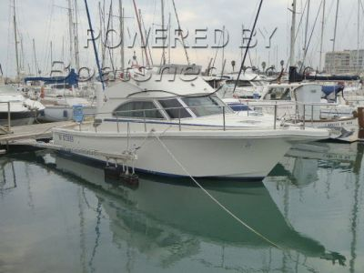 Cayman 30 Flybridge Rare sturdy Italian built sports fisher