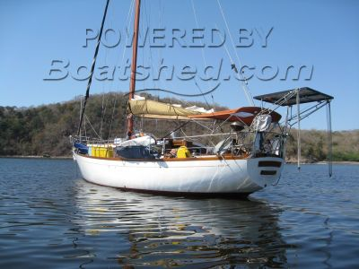 Cheoy Lee 38 Offshore Sloop