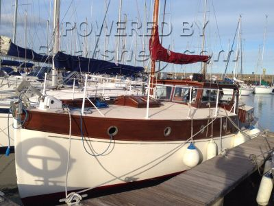 Silvers silverette Classic Yacht -  Motor Sailor
