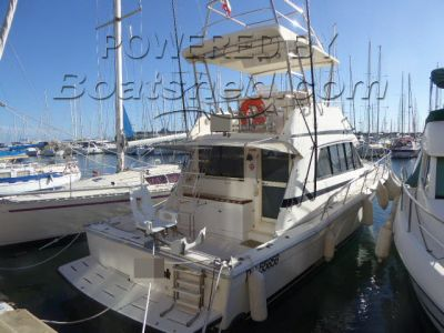Riviera 39 Sport Fisher Reduced for quick sale