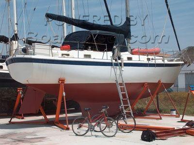 Gulf star Florida 41 transatlantic yacht