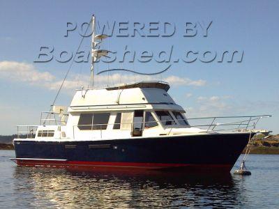 Sabre Sabreline 36 Fast Trawler