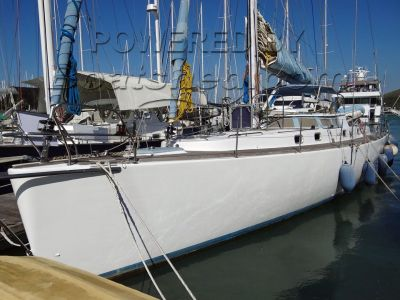 Performance 16M Sloop Designed by Luc Bouvet