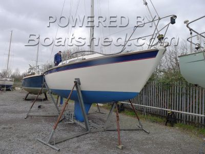 Westerly Tempest 31 Aft Cabins