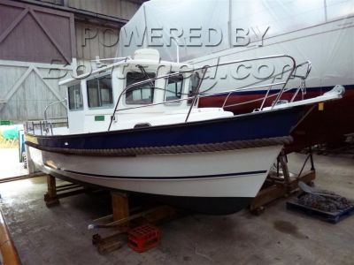 Hardy Fishing 24 - Extended Wheelhouse