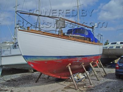 Hillyard 6 ton motor sailer