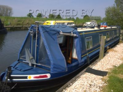 Peter Nicholls Narrowboat 52ft