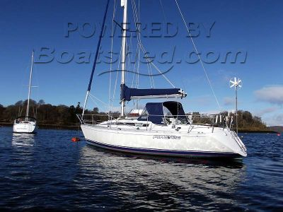 Beneteau First 325 Mooring available by separate negotiation