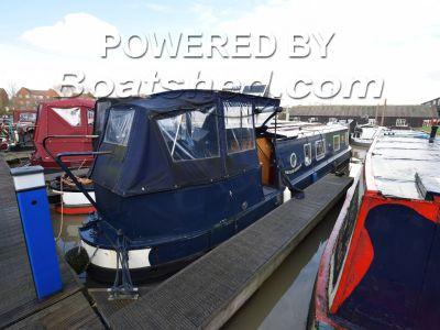 Narrowboat 42ft with Mooring