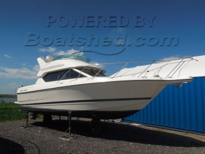 Bayliner 288 Discovery - Flybridge.