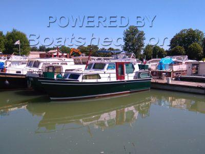 Dutch Steel Cruiser WATERMAN