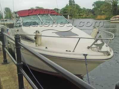 Sea Ray 220 DA Diesel