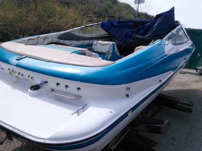 Excel SX 20 speed boat