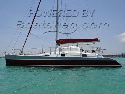Mumby 48 Aluminium Catamaran
