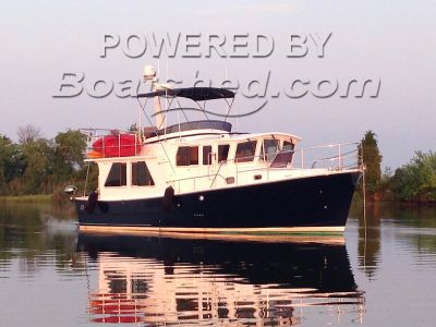 Helmsman Trawlers - 38 Pilothouse Flybridge Trawler