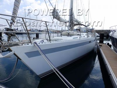 Macintosh 47 Short Keel version,