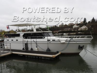 Beechcraft Cruiser 46 Live aboard Dutch cruiser