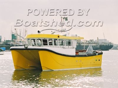 12m Gemini FastCat Catamaran Business Opportunity