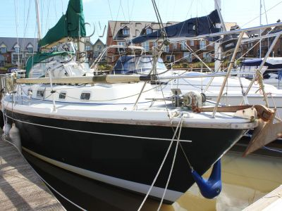 Westerly Solway Ketch