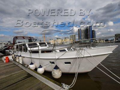 Dutch Steel Cruiser 45ft