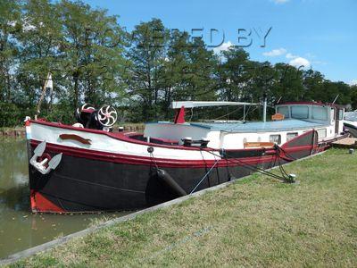 Dutch Barge Steilsteven Live Aboard