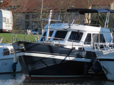 Linssen 36SL Dutch steel cruiser