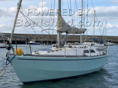 Pocock One-Off Category A (Ocean) Cruiser