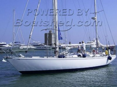 Koala 50 Ketch Rigged Cruiser