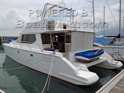 Seawind Ventura Power Cat