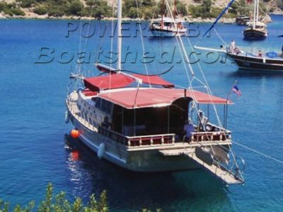 Turkish Gulet 48